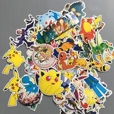 60pcs Pokemon Go Car Sticker Laptop Luggage Skateboard Bomb Graffiti Sticker