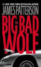 The Big Bad Wolf by James Patterson Alex Cross paperback book Free Usa Shipping