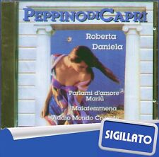"PEPPINO DI CAPRI "" OMONIMO (RACCOLTA DI SUCCESSI) ""  CD  SIGILLATO DV MORE"