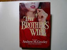 THY BROTHER'S WIFE by Andrew Greeley (1982 Hardcover)