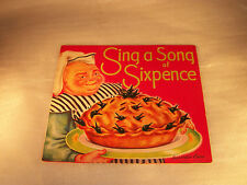 Pop-Up Clyne Nursery Book American Children's Illustrated softcover 1st edition