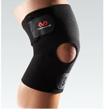 McDavid Knee Wrap/Adjustable w/Open Patella