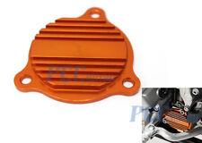 CNC Aluminum Oil Pump Cover Orange KTM 250 350 450 500 530 SXF XCF XCW I OP08