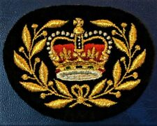 Chief Petty Officer 2nd Class - Gold Mylar Rank Badge - Royal Canadian Navy