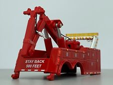 1/64 SPECCAST PARTS RED WRECKER TOW TRUCK BODY
