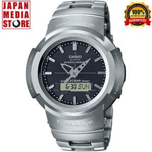 CASIO G-SHOCK AWM-500D-1AJF FULL METAL JAPAN Solar Atomic Radio Men`s Watch