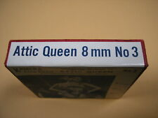 """ATTIC QUEEN"" 1960 HARRISON MARKS 8mm KAUFFILM 50ft. 30/-  in 8x8cm ORIG.BOX"