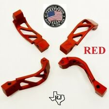 OVERSIZED Trigger Guard Anodized RED  Timber Creek outdoors  223/5.56/308 USA!