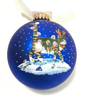 American Classic Gary Patterson Cat Christmas Ornament