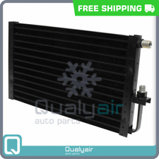 Universal Applications 10x18 Brand New A/C Condenser Serpentine - UQ