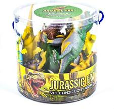 Dinosaurs In Tub - 18 Pcs