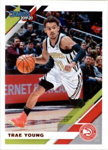 2019-20 Donruss Basketball Card Pick