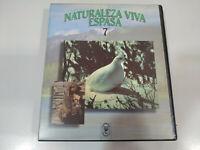 Natura viva Espasa Volume 7 - Cassetta 2 X VHS Nastro Castellano