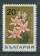 Bulgarien Briefmarken 1968 Blumen Mi.Nr.1797