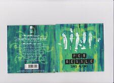 PER GESSLE - ROXETTE - SING ALONG - 2 TR RARE -