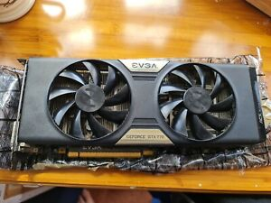 EVGA NVIDIA GeForce GTX 770 Super clocked (SC) with ACX Cooler 2GB