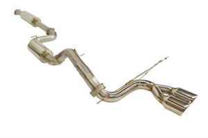Greddy Supreme SP Catback Exhaust for Ford Focus ST 2013-2018