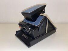 Polaroid SX-70 Land Camera model 2 Demin Version Jeans  Custom - Very Rare