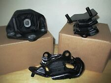 FITS: ACURA TL (2004-2006, 3.2L, A/T) -- SET OF 3 AUTOMATIC TRANSMISSION MOUNTS.