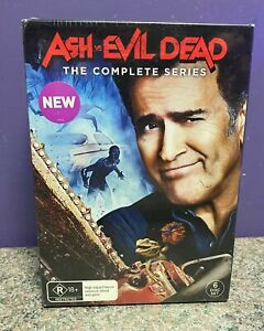 Ash Evil Dead The Complete Series DVD Boxset NEW