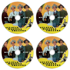 All Star Western Theatre (OTR) Old Time Radio (mp3 CD x 4) Complete Collection