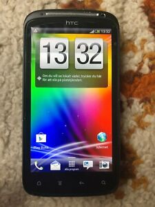 HTC Sensation Black - Android Smartphone HTC Z710e