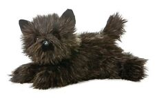 "Aurora Toto 12"" Cairn Terrier Stuffed Animal Dog Plush NWT  Wizard of Oz costume"