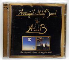The Average White Band: Feel No Fret/Shine ~ New 2-CD Set (Apr-2005, Sony (UK))