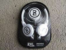 New Skullcandy 2XL Shakedown Headphone with Full Suspension X5SHFZ-819 (White)