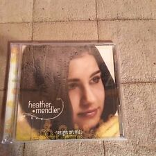 HEATHER MENDLER REIGN ON ME CD NEW