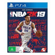 NEW NBA 2K19 - PS4