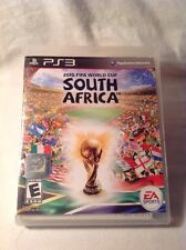 2010 FIFA World Cup: South Africa (Sony Playstation 3, 2010) Complete