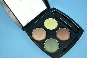 Eyeshadow Quad by AVON - Green Flash Q918 - NEW - In Box - Discontinued Color