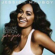 Jessica Mauboy Get Em' Girls 2CD Deluxe Edition Condition Good-Very Good
