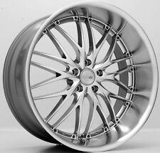 "20"" MRR GT1 Wheels for Lexus G35 350Z Hyundai Genesis 450 Mustang GT Rims Set"
