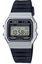 Casio Watch * F91WM-7A Classic Silver & Black Resin Square Digital COD PayPal
