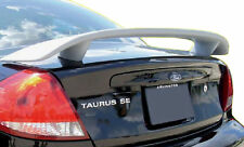 Fits 2000 - 2006 Ford Taurus Custom Style Spoiler Wing Primer Un-painted NEW