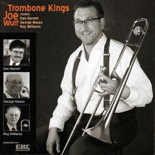 Trombone Kings Joe Wulf Meets Dan Berret, George Masso, Roy Williams 1999 CD
