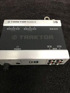 Traktor Audio 6 Interface