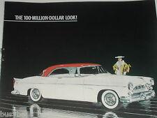 1955 Chrysler advertisement, Chrysler Windsor Deluxe Nassau