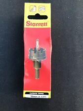 Starrett SM32 Carbide Tipped Sheet Metal Hole Saw 32mm 11880 TCT