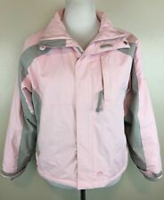 Helix Snowboard Wear Hooded Coat / Pink / Women's Size 12