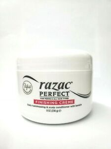 Razac Perfect For Perms Finishing Creme Cream 8 oz 8 ounce