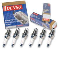 6 pc Champion Iridium Spark Plugs for 1991-2008 Ford Ranger 3.0L V6 Ignition ab