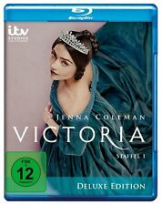 Victoria - Staffel 1 - (Deluxe Edition) - Jenna Coleman - Blu Ray