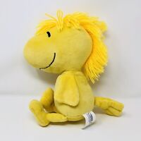 Kohls Cares WOODSTOCK Plush Peanuts Charlie Brown Yellow Bird Stuffed Animal Toy