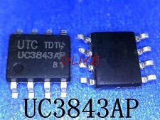 10 pcs New UC3843AP UC3843A UTC SOP-8   ic chip