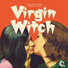 Virgin Witch OST LP Trunk Records 2018 Ted Dicks 60s horror soundtrack