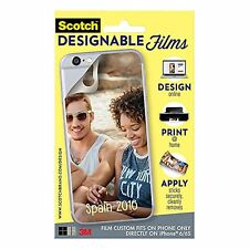 Scotch Designable Films For iPhone 6 6s Decorate phone with your own design USA
