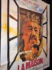 LA MAISON michel simon   affiche cinema 1970
